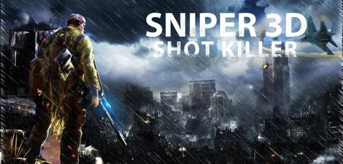 Sniper 3D Strike