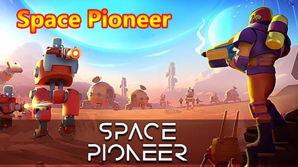 Space Pioneer: Alien Shooter