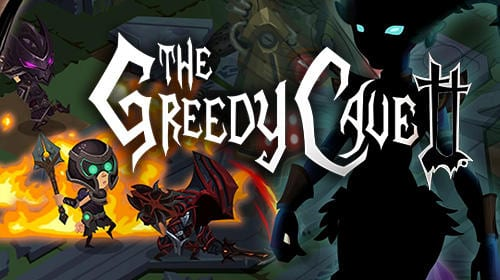 The Greedy Cave 2: Time Gate