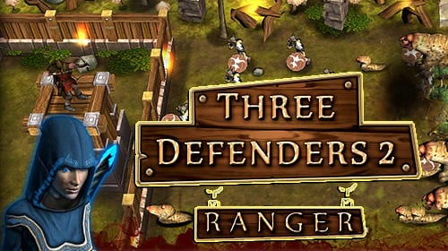Three Defenders 2 - Ranger