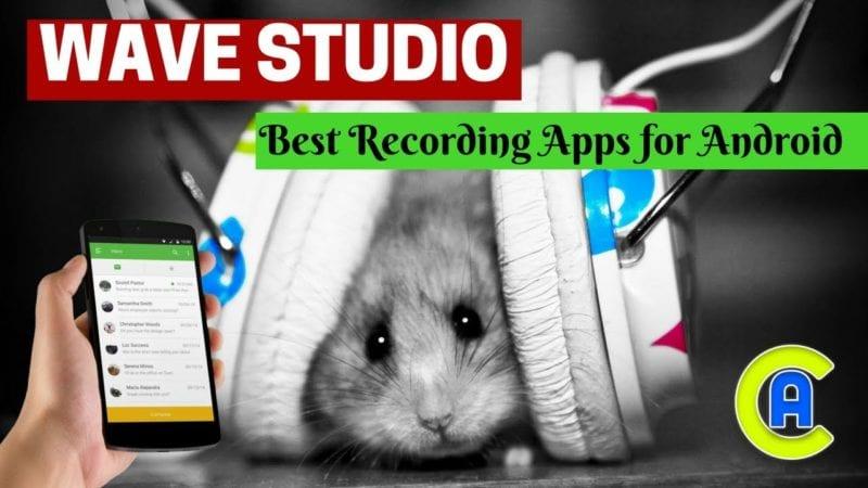 WavStudio Audio Recorder & Editor