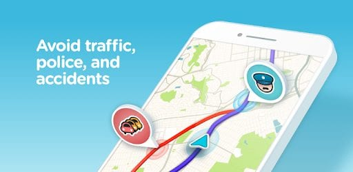 Waze - GPS, Maps, Traffic Alerts