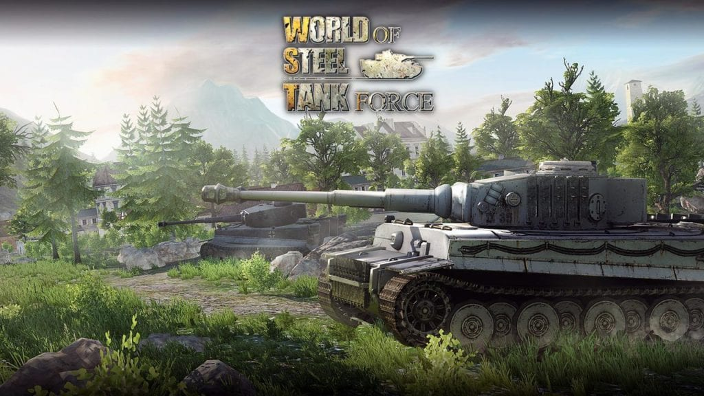 World of steel-Tank force