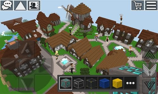 WorldCraft 3D: Build And Craft