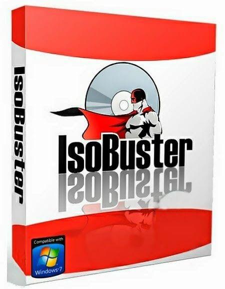 ISOBuster Pro Program