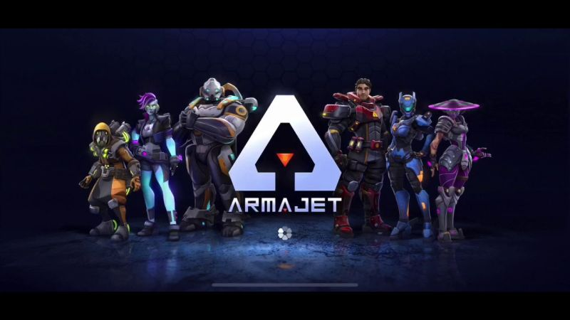Armajet PVP Team Shooter