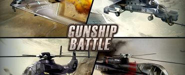 GUNSHIP BATTLE Helicopter