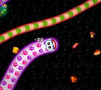 Worms Zone io